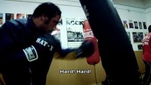 Zurdo. Cortometraje documental sobre el boxeo de Demetrio Elorz