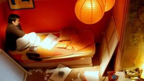 7 días. Cortometraje español y drama romántico de Javier Dampierre