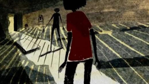 Ámár. Cortometraje español de animación de Isabel Herguera