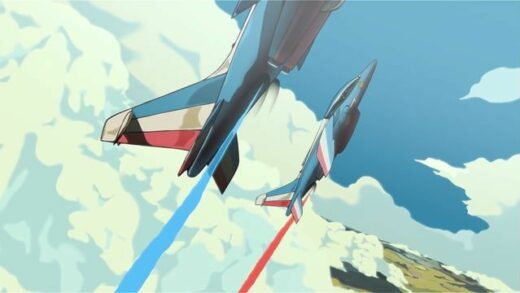 Patrouille de France - France. Videoclip de animación Emmanuel Lantam