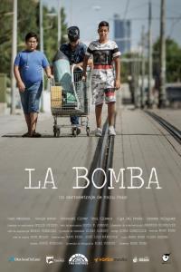 La bomba corto cartel poster