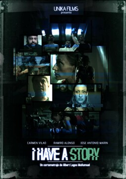 I have a story corto cartel poster