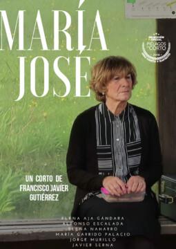 María José corto cartel poster