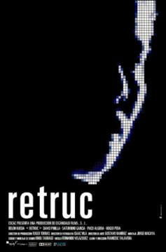 Retruc corto cartel poster