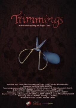 Trimmings corto cartel poster