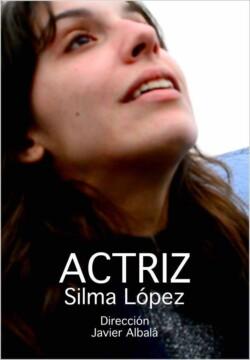 Actriz corto cartel poster