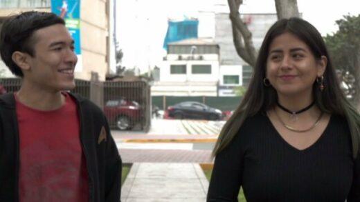 Interacciones en la Calle. Cortometraje de Diego Arbulú y Chema Franco