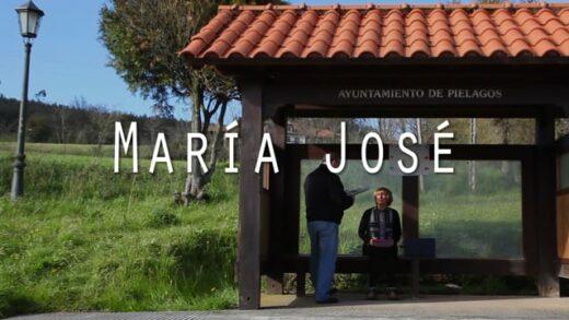 María José. Cortometraje español y comedia de Francisco Javier Gutiérrez