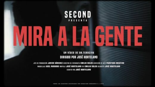 Mira a la gente - Second. Videoclip de la banda española