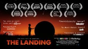 The landing. Cortometraje de intriga de Josh Tanner