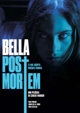 Bella Post Mortem corto cartel poster