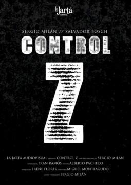 Control Z corto cartel poster