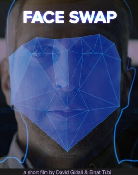 Face Swap corto cartel poster