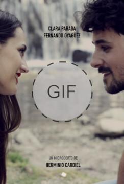 GIF corto cartel poster