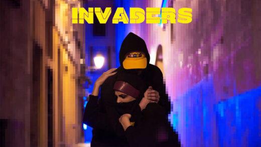 Invaders. Cortometraje y thriller español de Marta Jiménez