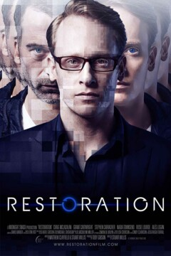 Restoration webserie cartel poster