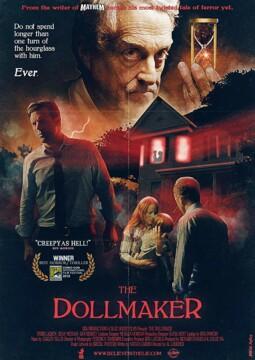 The Dollmaker corto cartel poster