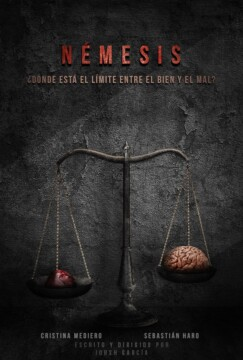 Némesis corto cartel poster