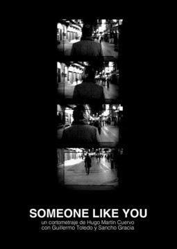 Someone Like You corto cartel poster
