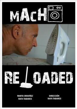 Macho reloaded corto cartel poster