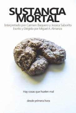 Sustancia mortal corto cartel poster
