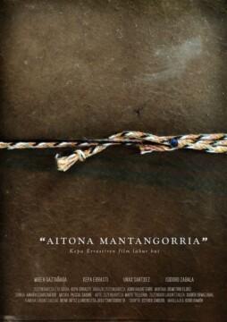 El abuelo Mantangorria corto cartel poster