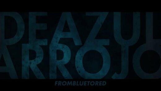 Deazularrojo. Cortometraje y thriller español de Ana Lorenz