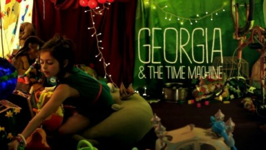 Georgia & the Time Machine. Cortometraje español de Daniel Utrilla