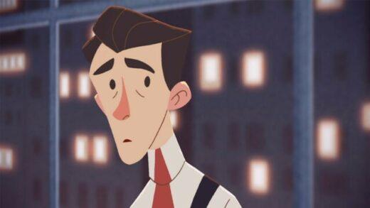 I wish.... Cortometraje español de animación de Víctor Lorenzo Pinel