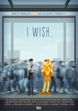 I wish... corto cartel poster