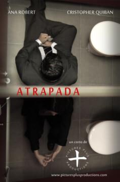 Atrapada corto cartel poster