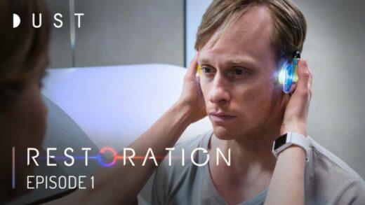 Restoration - Episodio 1. Webserie de ciencia ficción de Stuart Willis