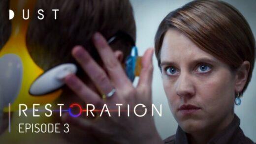 Restoration - Episodio 3. Webserie de ciencia ficción de Stuart Willis