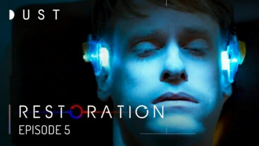 Restoration - Episodio 5. Webserie de ciencia ficción de Stuart Willis