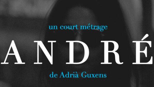 André. Cortometraje y comedia experimental de Adrià Guxens