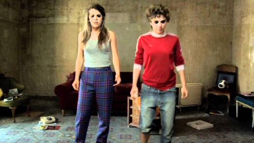 Fugaz - The Pinker Tones. Videoclip dirigido por Celia Galán y Ana Lorenz