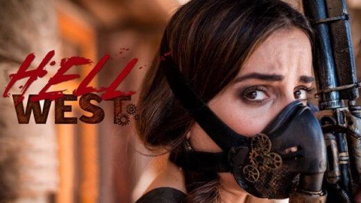 Hell West. Cortometraje y western español de Fran Mateu