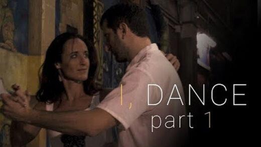 I, Dance - Episodio 1. Webserie español y drama musical de Jesús Díez