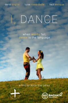 I, Dance corto cartel poster