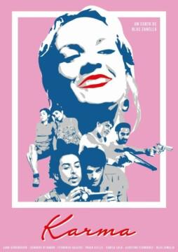 Karma corto cartel poster