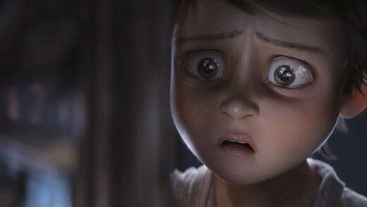 La noria. Cortometraje español de animación y terror de Carlos Baena