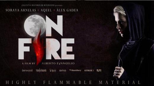 On fire. Cortometraje español de Alberto Evangelio