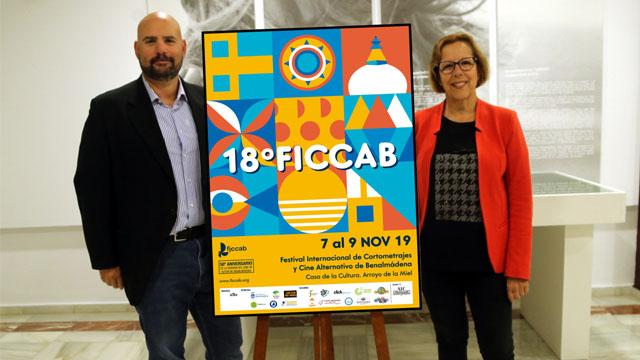 Ya conocemos el programa del Festival Internacional de Cortometrajes y Cine Alternativo de Benalmádena (FICCAB) 2019