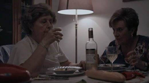 #Realfooding. Cortometraje y comedia española de Celia Moreno