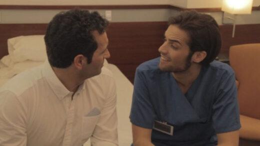 Regalo de despedida. Cortometraje LGBT español de Alfonso Volpini