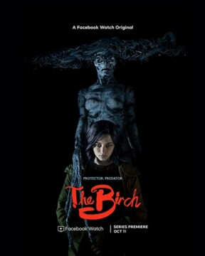 The Birch webserie cartel poster
