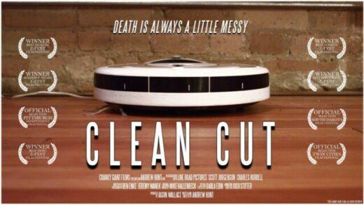 Clean Cut. Cortometraje y comedia negra de Andrew Hunt