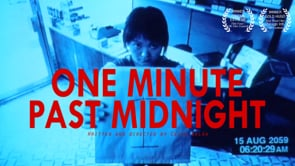 One Minute Past Midnight. Cortometraje de Celia Galán