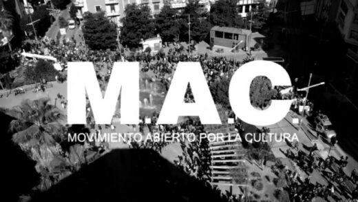 Primer aniversario M.A.C. Cortometraje documental de Carlos Aceituno