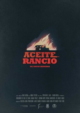 Aceite Rancio corto cartel poster